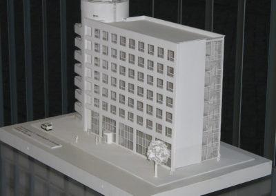 Kantoorgebouw Deventer 1:200
