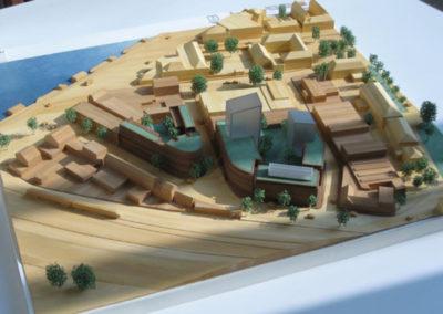 Ontwikkeling Gonnetstraat Haarlem schaal 1:500