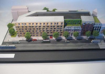 Hyatt Regency Amsterdam Aedes Real estate 1:200