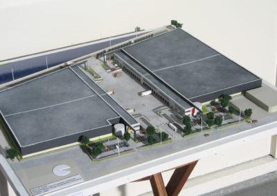 Bedrijfsgebouwen Breda 1:500
