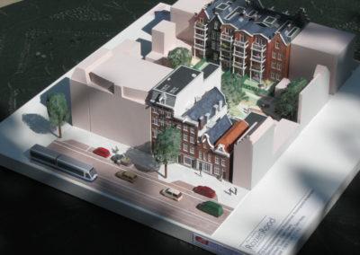 Renovatieproject Amsterdam 1:200