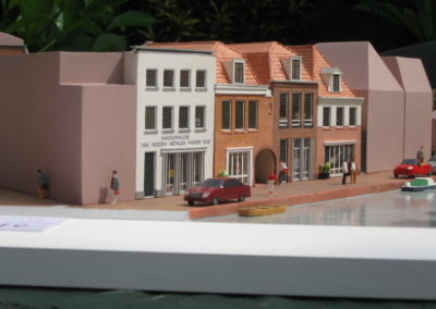 Renovatieproject Haarlem, 1:100