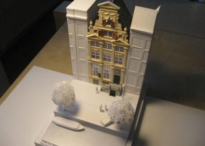 Keizersgracht Amsterdam, 1:100